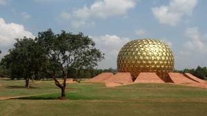 The Architectural Marvel - Matrimandir, Auroville